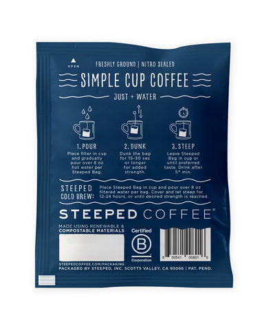 Simple Cup Coffee