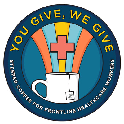 Steeped Coffee for Frontline Healthcare Workers