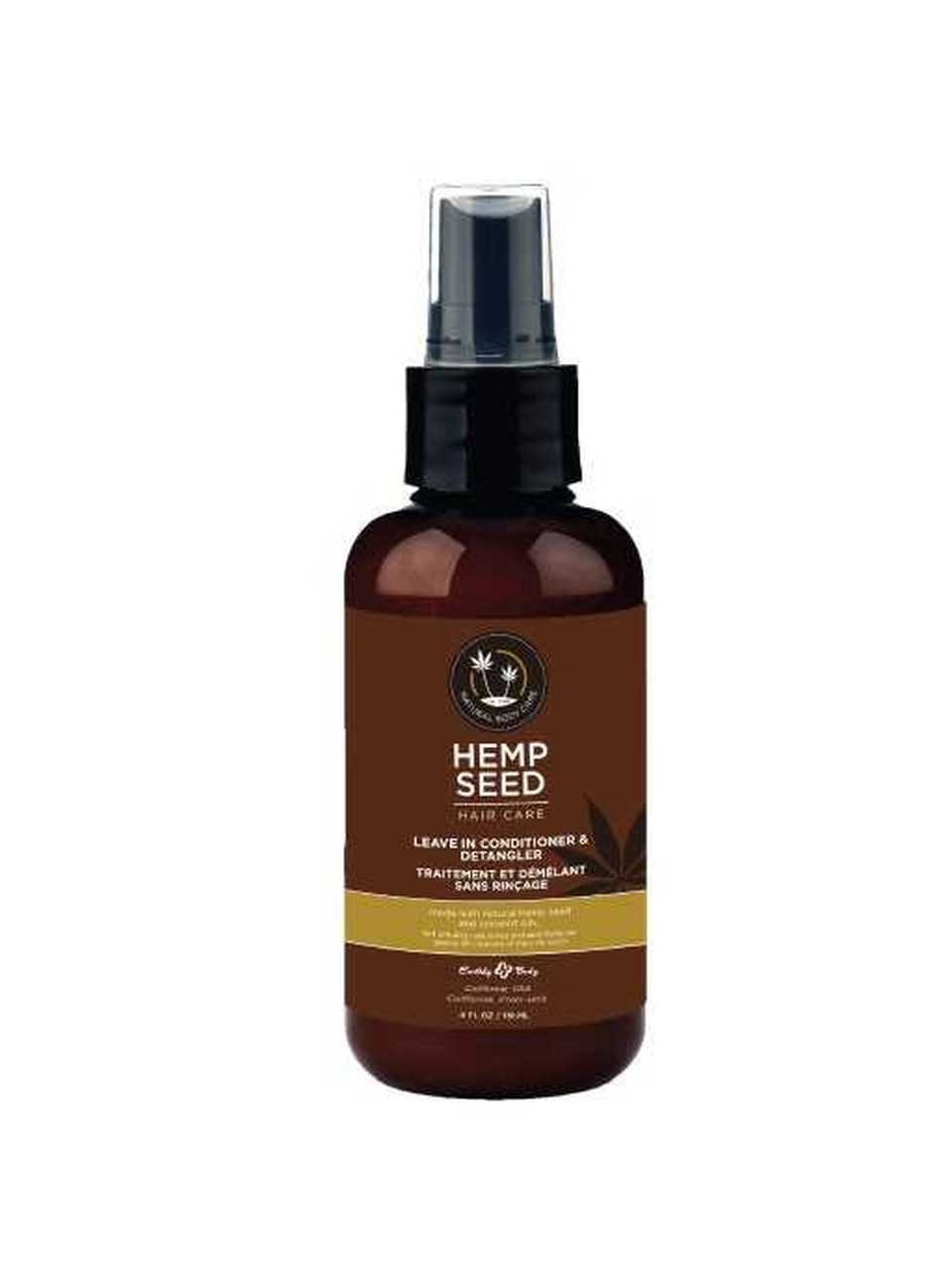 Earthly Body Hemp Seed Hair Care - Leave-In Conditioner