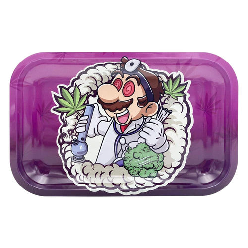 Smoke Arsenal Medium Rolling Tray - Kush Doctor