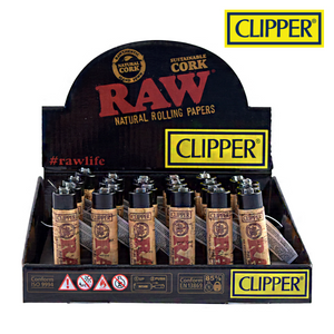 CLIPPER RAW POP COVER CORK