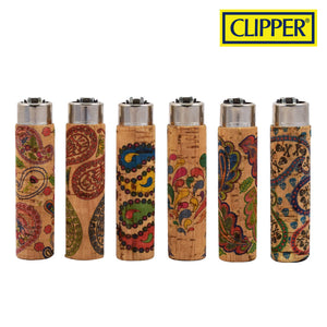 CLIPPER POP CORK LIGHTERS COLLECTION