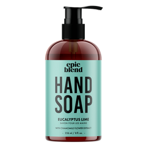 Epic Blend Eucalyptus Lime Hand Soap