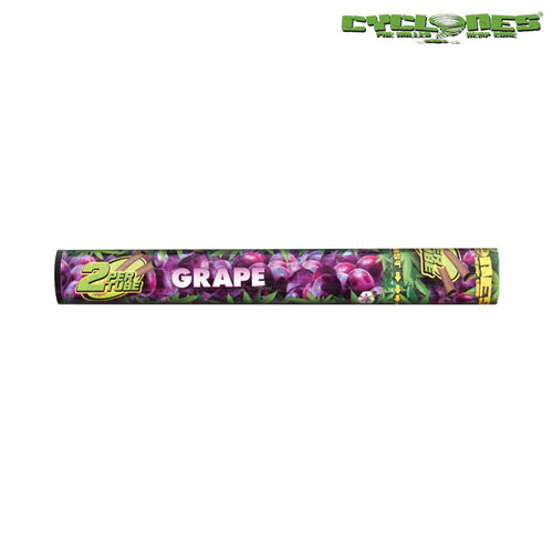 CYCLONE HEMP WRAPS – GRAPE