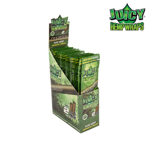 JUICY HEMP WRAPS – NATURAL