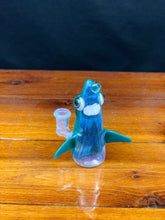 Kahuna Glass Medium Shark Rig with Eyes