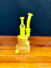 Clark's Glassworks - Fume Wrap and Rake Rig