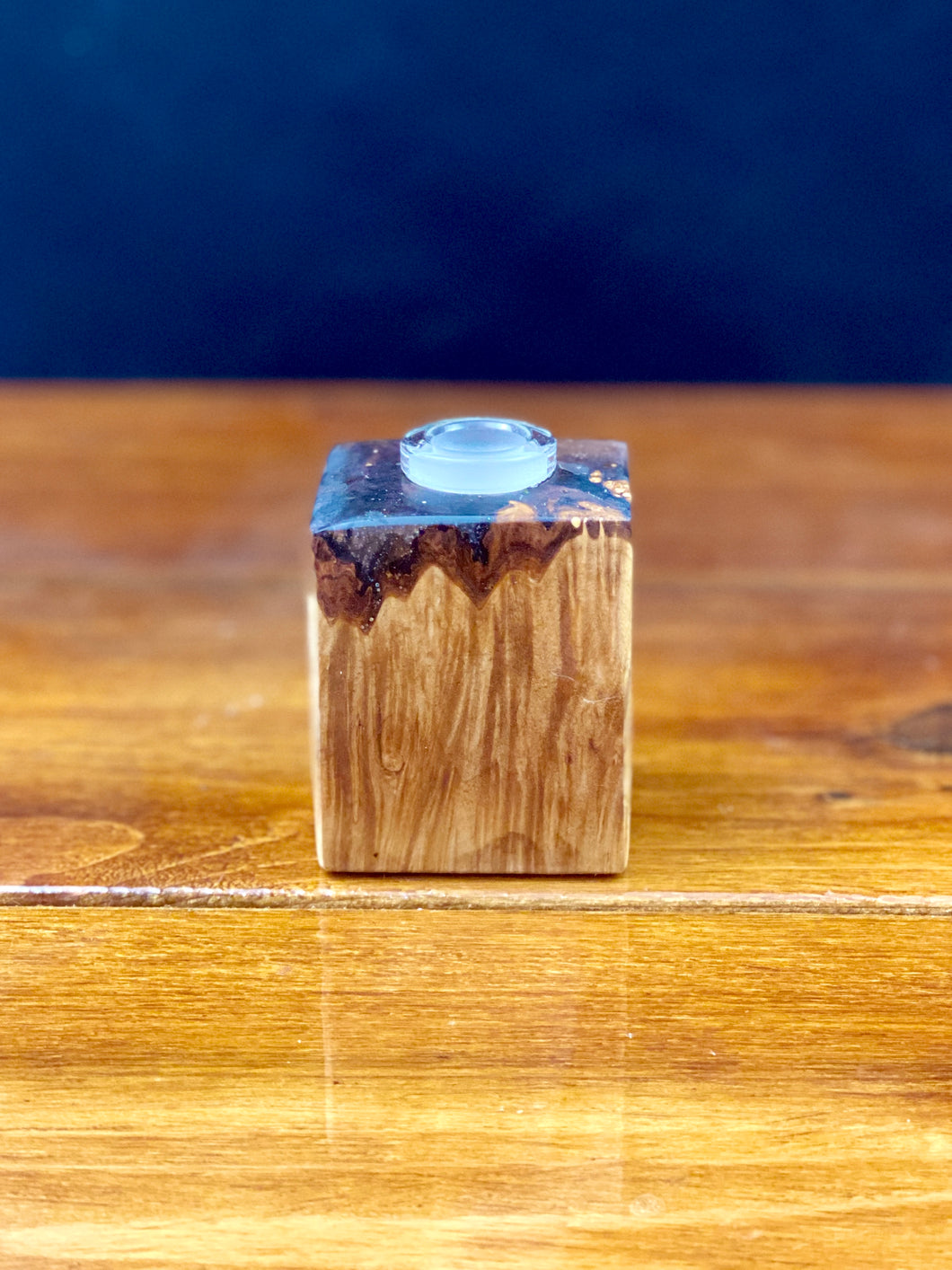 Lost Tree 1 Hole 14mm Epoxy Resin Slide/Bowl Holder