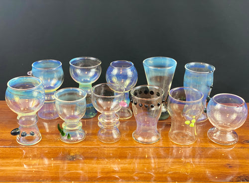 Gibson's Glassworks Cups