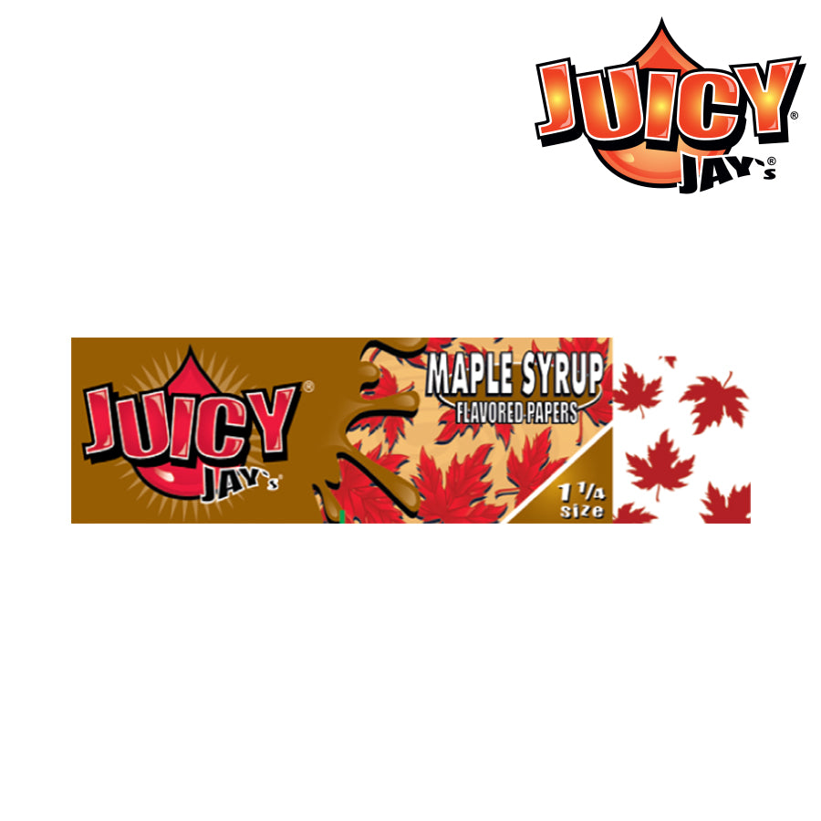 JUICY JAY'S 1¼ – MAPLE SYRUP