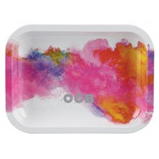 OCB Metal Tray White Holi