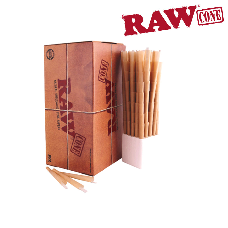 RAW PRE-ROLLED CONE 800 PIECES KS