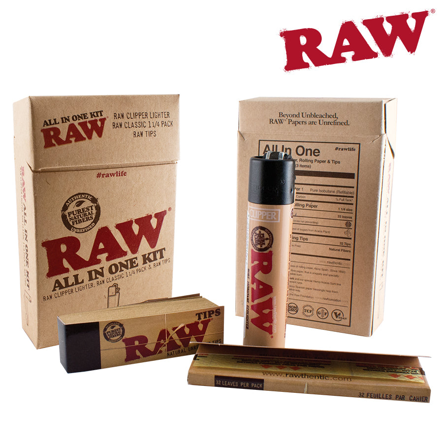 RAW ALL IN ONE KIT