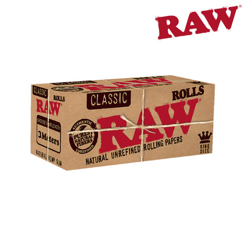 RAW UNREFINED ROLLS