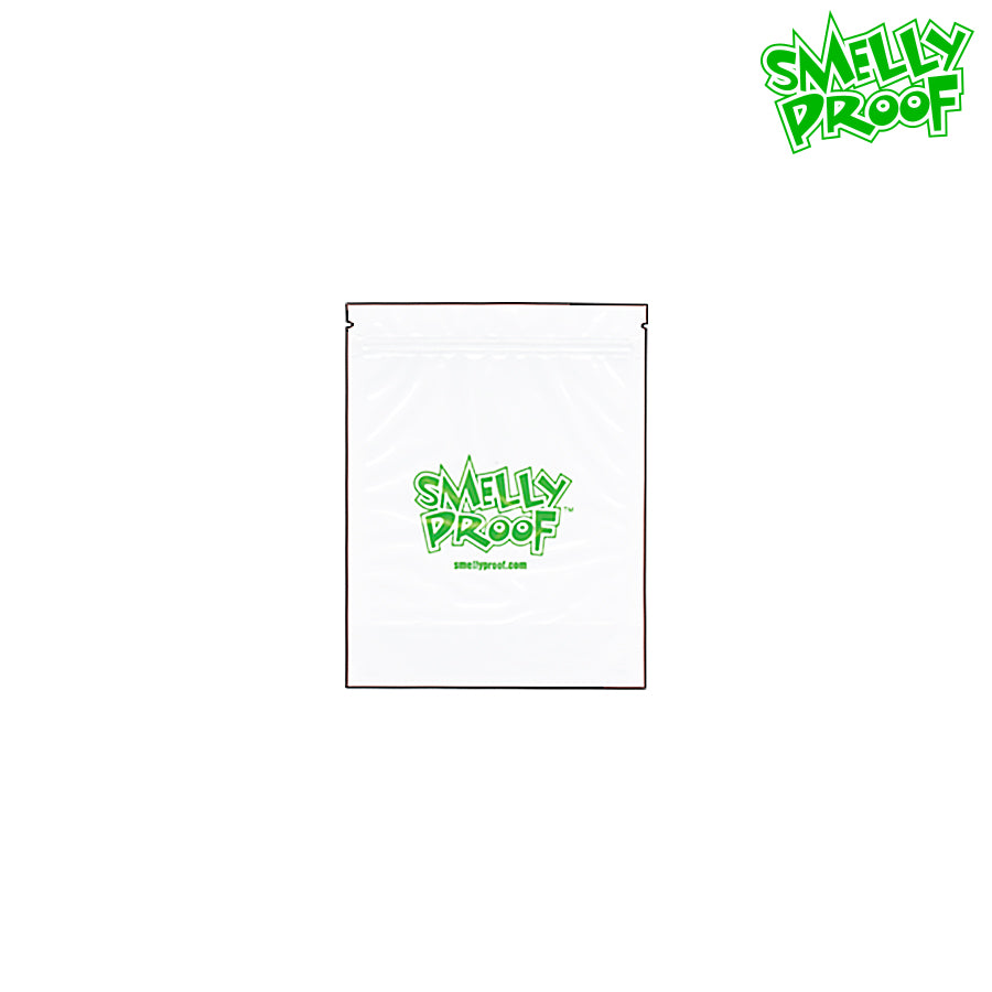 SMELLY PROOF STORAGE BAGS (CLEAR) - Medium