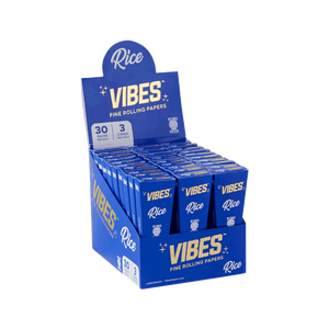 Vibes Cones King Size Rice - Coffin