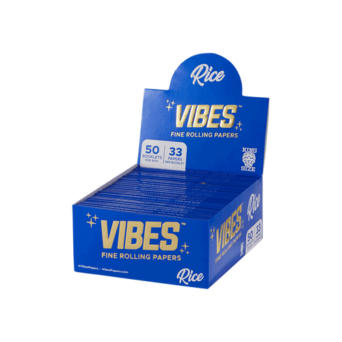 Vibes Papers Rice King Size Slim