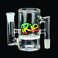 iRie Ash Catcher w/Honeycomb Perc