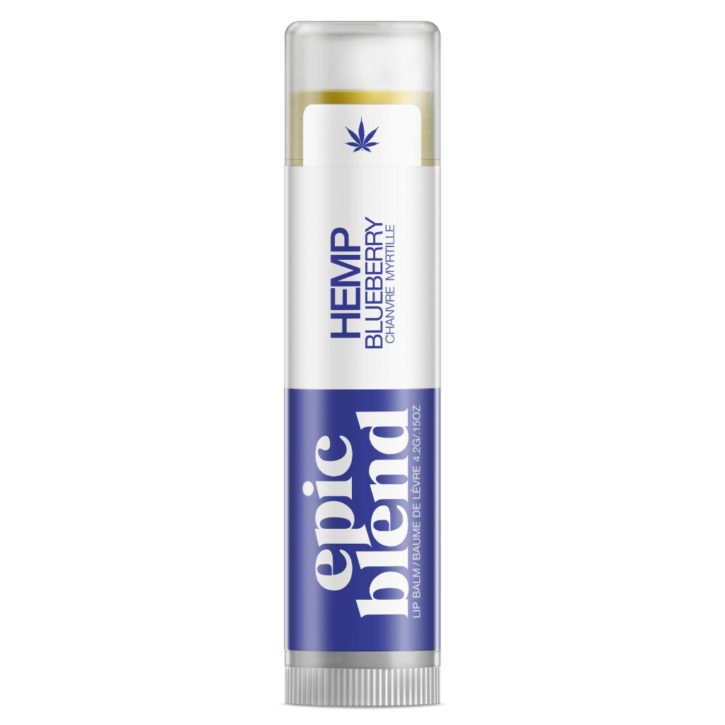 Epic Blend Blueberry Hemp Lip Balm