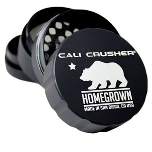 Homegrown by Cali Crusher 4 Piece Grinder/Pollinator