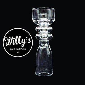 GEAR 10mm Quartz Female King Domeless Nail
