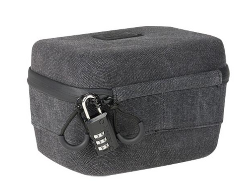 RYOT 2.3L Safe Case with SmellSafe Technology Black - Small