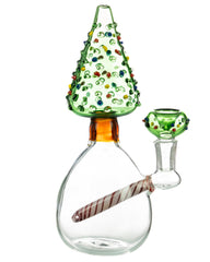 Christmas Tree Water Pipe