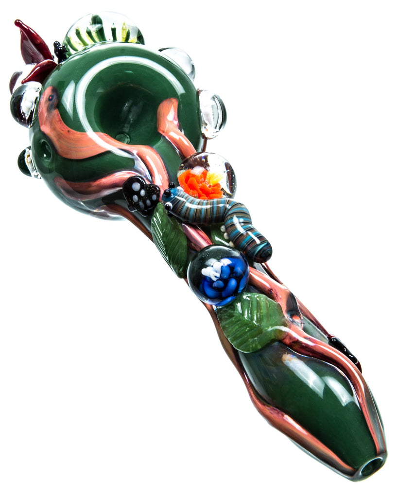 Garden Variety Spoon Pipe
