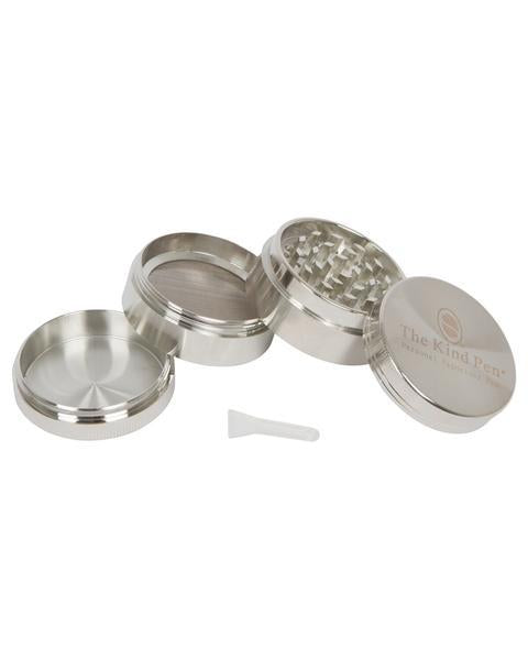 Tri-Level Herb Grinder by The Kind Pen  - Smoky Mountain Head Shop