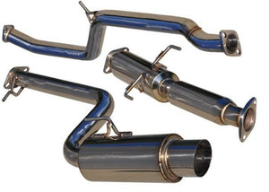 Tsudo 2011-2014 Scion tC S2 JDM Catback slanted exhaust - CNT Racing