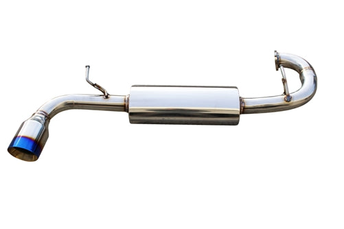 CNT Racing Scion TC 2011-2014 stainless axleback exhaust with blue tips (SP elite style) - CNT Racing