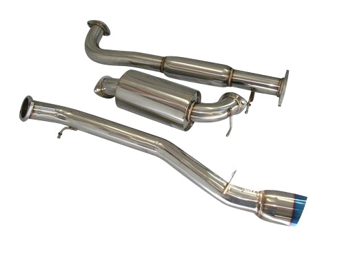CNT RACING 07-09 Mazdaspeed 3 catback Exhaust (76mm piping) (blue tips) - CNT Racing