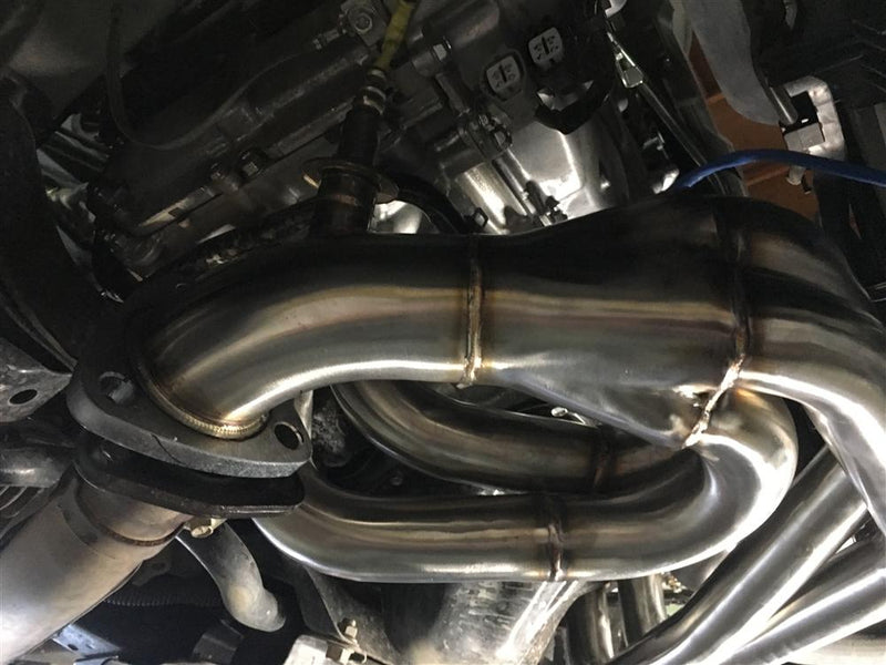 CNT Racing UEL header 11-16 FB20 Impreza 2.0i / 11-17 FB20 XV CrossTrek - CNT Racing