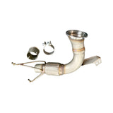CNT Racing Mini Cooper catless downpipe for 2014+ F55 F56 F57 2.0L Turbo - CNT Racing
