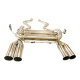 CNT Racing V2  08-13  BMW M3 Coupe Catback Exhaust - CNT Racing