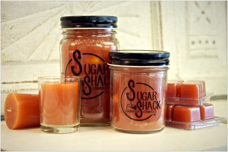 Sugar Shack 16oz Candle