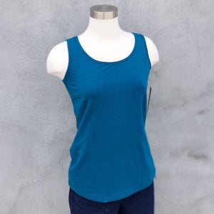 Multiples Turquoise Tank