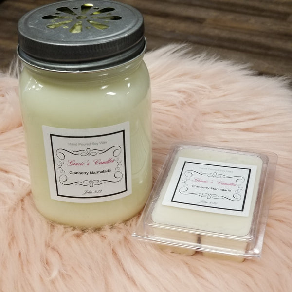 Gracie's Candles  & Wax Melts
