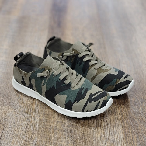 Not Rated Camo Sneaker