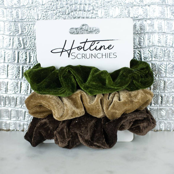 Scrunchies - Hotline Hair Ties