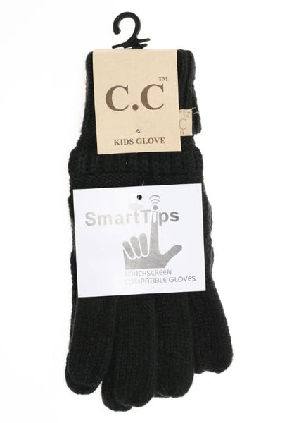 C.C Gloves: Kids Smart Touch