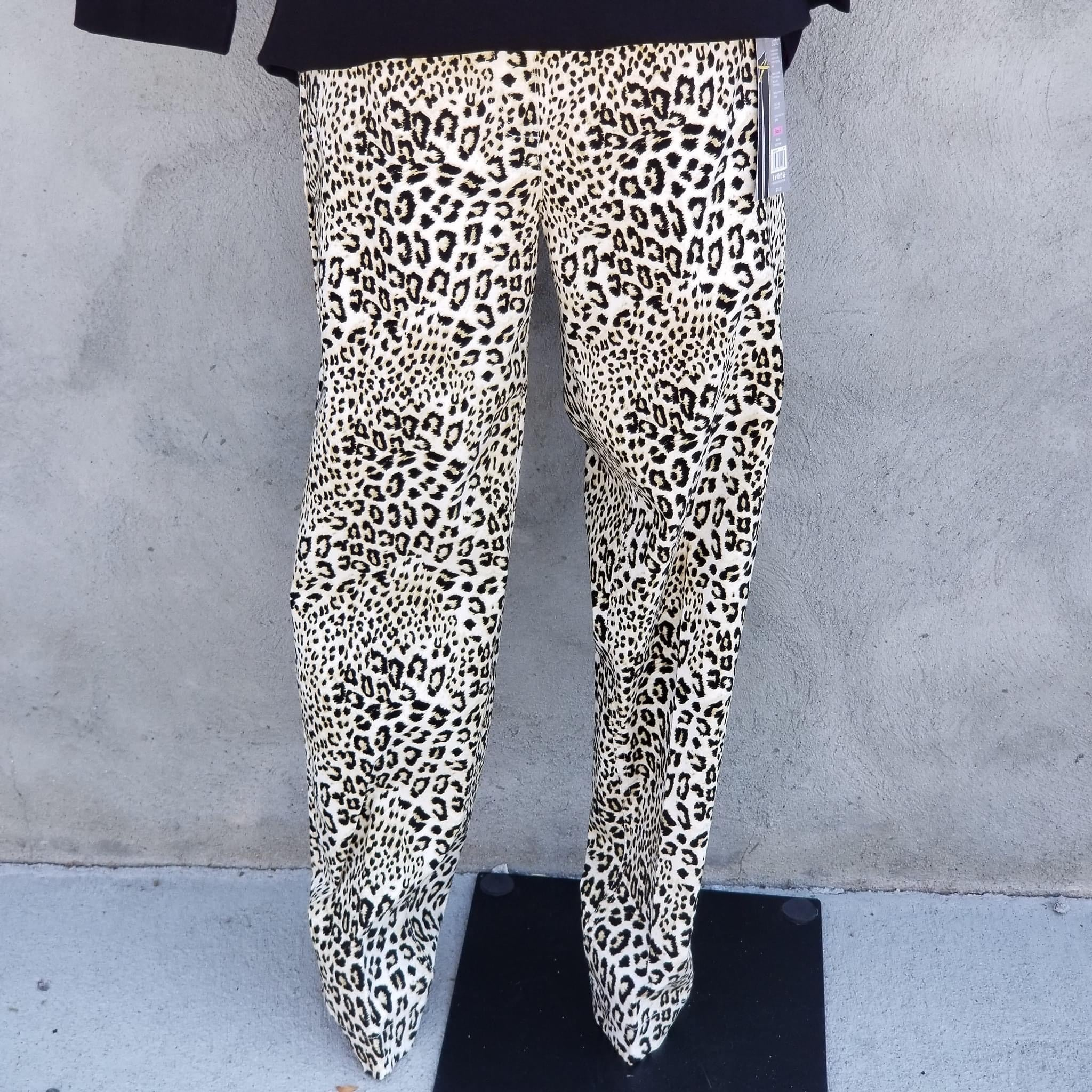 Multiples: Cheetah Print Pants