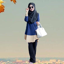 Casual Muslim Women Shirt Dress Linen Abaya Burka Indian Patch Robe Kimono Vestido Kaftan Instant Hijab Arab Islamic Prayer