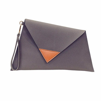 Xiniu Ladies handbags leather Women Clutch Evening Bag Simple Retro Envelope Package bolsa de viagem masculina #YW