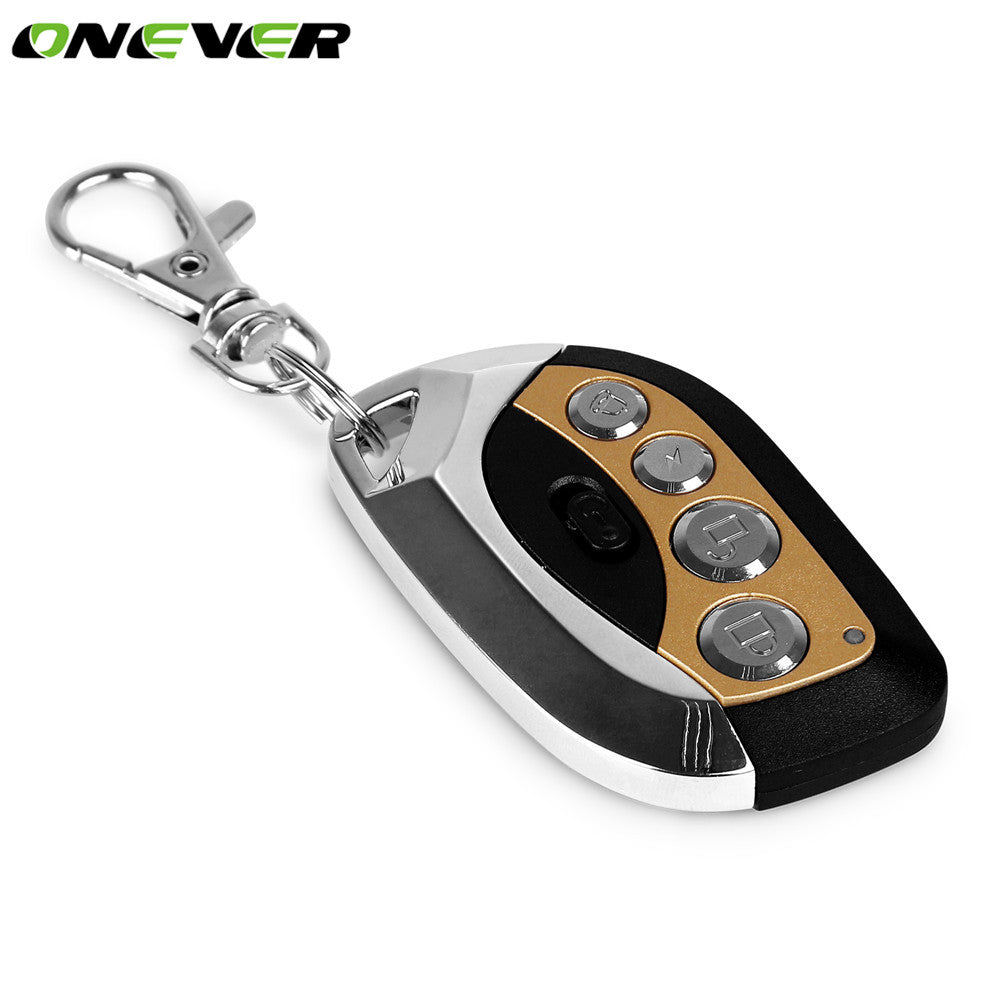 Onever Multifunction Wireless Auto Remote Control Duplicator Adjustable Frequency 315MHz Keychain Controller 1 to 1 Key Copy