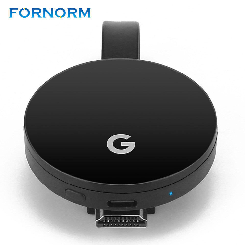 FORNORM 1080P E68 Plus Display Dongle Support Chromecast for NETFLIX YouTube Wireless WiFi HDMI DLNA Airplay