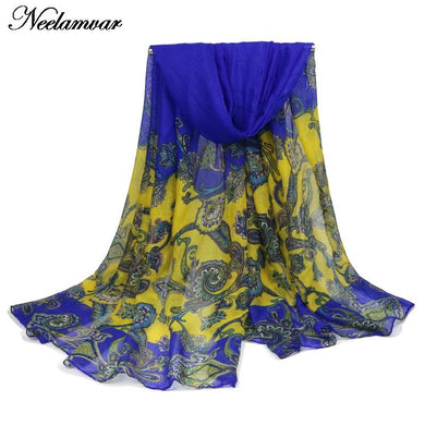 Neelamvar 2017 winter and autumn Cashew printing scarf  women  Scarves  New Designer Shawls warm bufandas  from india