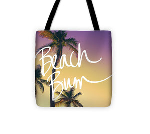 Evening Beach Bum Tote Bag