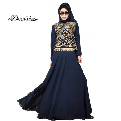 Position Printing Muslim Dress Abaya in Dubai Islamic Clothing For Women Muslim Abaya Jilbab Djellaba Robe Musulmane EID Abaya