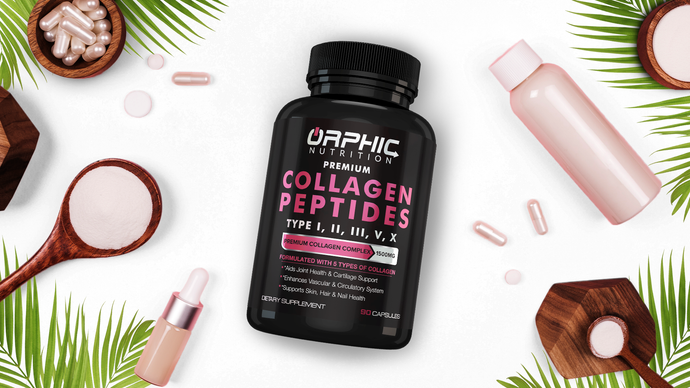 The Types and Benefits of Collagen Peptides: A Complete Guide